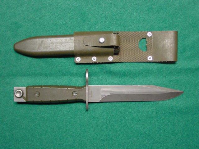 Swiss Bayonets