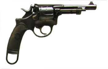Swiss Handguns 1882